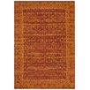 Paprika Duchamps Jacquard Cotton Rug