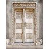Ornate Door Canvas Wall Art