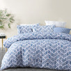 Quilted Riley Quilt Cover Set