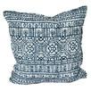 Indigo Batik Indoor/Outdoor Cushion