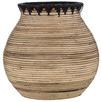 Natural Tanah Rattan Vases