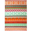 Multi-Colour Chatai Classic Outdoor Rug