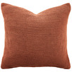 Seed Feather Filled Square Cushion