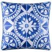 Blue Zillya Outdoor Cotton Cushion