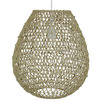 Medium Teva Rattan Pendant Light