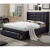 Atlanta Queen Bed with Storage