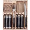 12 Piece Debutant Laguiole Cutlery Set
