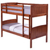Oak Felix Bunk Bed
