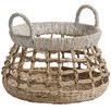 Charleigh Water Hyacinth Basket