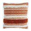 Woven Stripe Pebble Cushion