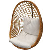 Zoho Rattan Swing Chair
