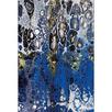 Blue Jade Dream Canvas Wall Art