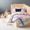 Pink Blanky Flannelette Quilt Cover Set