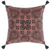 Tasselled Wategos Cotton Cushion