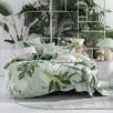 Mint Glasshouse Cotton Quilt Cover Set