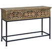 Huntington Fir Wood Console Table