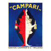 Campari Brothers Vintage Canvas Wall Art