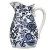 Blue Paisley Porcelain Jug