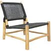 Natural Jaxson PE Rattan Accent Chair