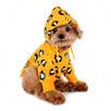 Leopard Yellow Hoody