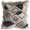Farha Embroidered Cotton Cushion