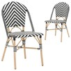 Paris PE Rattan Cafe Dining Chairs