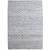 Grey Maddox Hand-Woven Indoor/Outdoor Rug