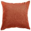 Rust Corduroy Cushion
