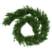 270cm Natural Green Brighton Spruce Garland