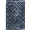 Navy Blue Siena Cotton Rug