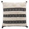 Matisse Tufted Cotton Square Cushion