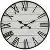 71cm Hamptons Panel Wall Clock