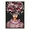 Hydrangea Harriet Framed Print
