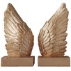 Feather Wing Bookends