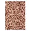 Crimson Morris & Co Hand-Tufted Wool Rug