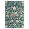 Blue Lodden Hand-Tufted Wool-Blend Rug