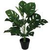 60cm Faux Monstera Plant