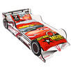 White High Speed Racing Car Bed Frame