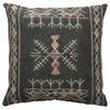 Geometric Bazar Cotton-Blend Cushion