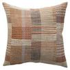 Abstract Palermo Silk & Wool Cushion