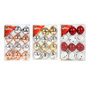 36 Piece Molly Metal Christmas Bells Set