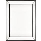 Rexington Home Large Zeta Beaded Wall Mirror