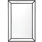 Rexington Home Medium Zeta Beaded Wall Mirror