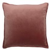 Madras Link Mira Square Velvet Cushion