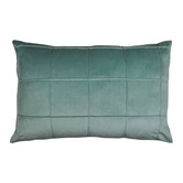 Madras Link Seattle Velvet Lumbar Breakfast Cushion