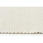 Network Rugs Natural Carlos Felted Wool-Blend Rug