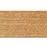 Solemate Door Mats Natural Plain Coir Doormat