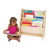 KidKraft All Natural Sling Bookshelf