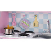 KidKraft Large Play Kitchen in Pastel