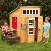 KidKraft Modern Outdoor Playhouse